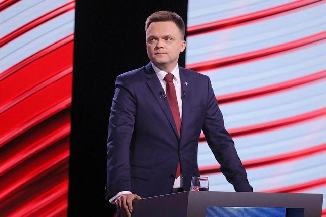 """Wybory 2020. Szymon Hołownia ostro o Andrzeju Dudzie: marionetka. """"Polska w kryzysie nie ma prezydenta"""""""