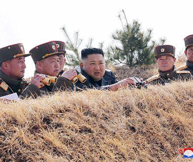 """Korea Północna testuje rakiety. """"Niezidentyfikowany pocisk wystrzelony w kierunku Morza Japońskiego"""""""