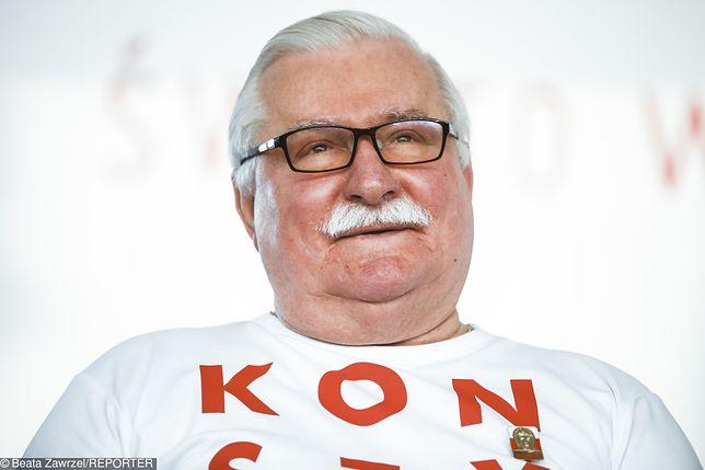 """Lech Wałęsa zaznacza: """"Nikt mnie nie pokona!"""""""