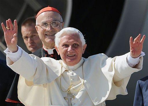 Papież przybył do Australii