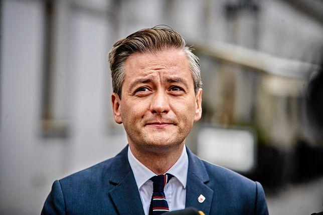 Robert Biedroń jest prezydentem Słupska od 2014 r.