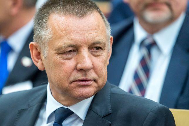 W czwartek Marian Banaś i Jarosław Kaczyński mieli też rozmawiać o synu szefa NIK