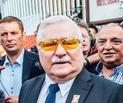 Lech Wałęsa łamie modowe stereotypy
