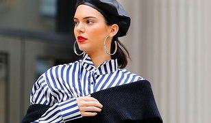 Kendall Jenner nowym sobowtórem Blair Waldorf