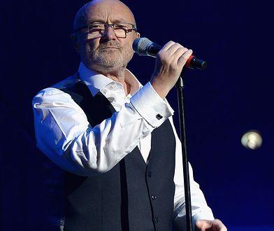 Phil Collins trafił do szpitala
