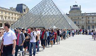 Luwr jest najliczniej odwiedzanym muzeum na świecie