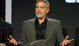 Clooney stanął w obronie księżnej