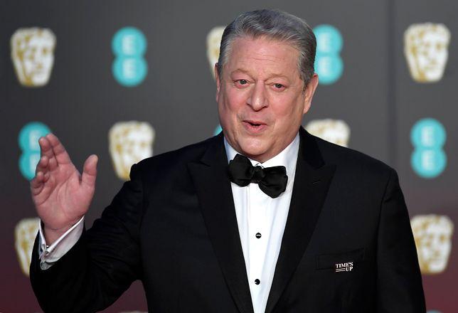 """Al Gore to były wiceprezydent USA. W 2006 r. wystąpił w uhonorowanym Oscarem filmie """"Niewygodna prawda"""""""