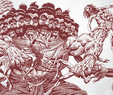 Shankar, tom 1 - recenzja komiksu wydawnictwa Mandioca