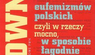 Słownik eufemizmów polskich. czyli w rzeczy mocno, w sposobie łagodnie