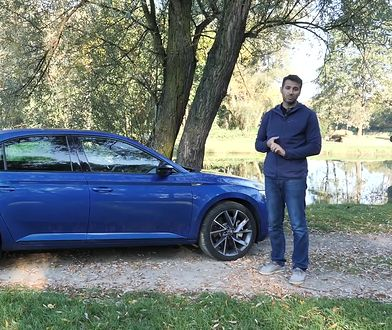 Škoda Superb po liftingu: małe odświeżenie na 18-te urodziny