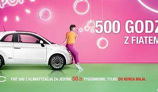 """Rusza promocja """"500 godzin z Fiatem 500"""""""