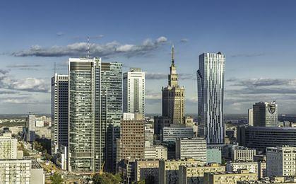 GUS: Mazowsze liderem PKB w Polsce