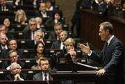 Premier: ratowanie strefy euro leży w interesie Polski