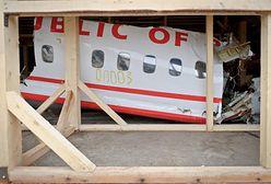 Jest opinia BAS ws. wraku Tu-154M. Wnioski dla MSZ