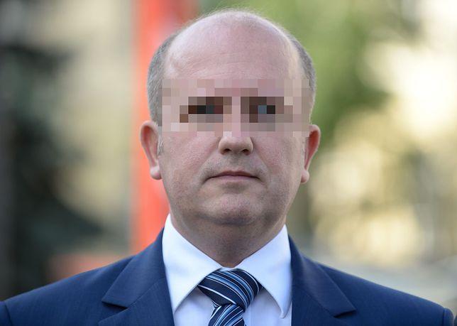 Tomasz G. jest oskarżony i ma zarzuty. Nadal działa w biznesie