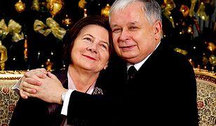 Maria i Lech Kaczyńscy byli małżeństwem przez 32 lata