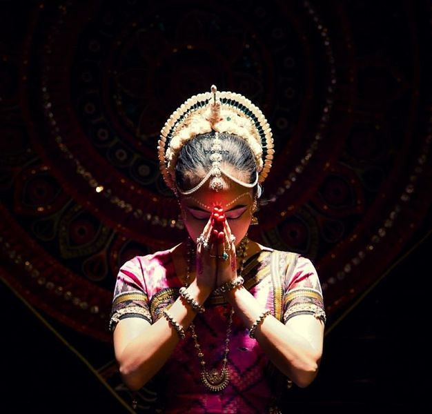 Za darmo: Wieczór Indyjski Teatru Tańca Nataraja