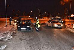 Policjanci kontra nielegalne wyścigi