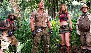 """""""Jumanji: Przygoda w dżungli"""" ma szanse powtórzyć sukces pierwowzoru"""