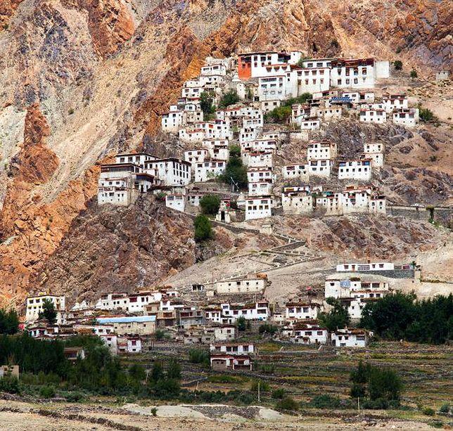Zanskar, Indie