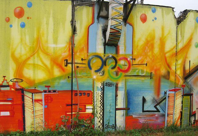 Olimpijski kompleks widmo w Sarajewie, Bośnia i Hercegowina