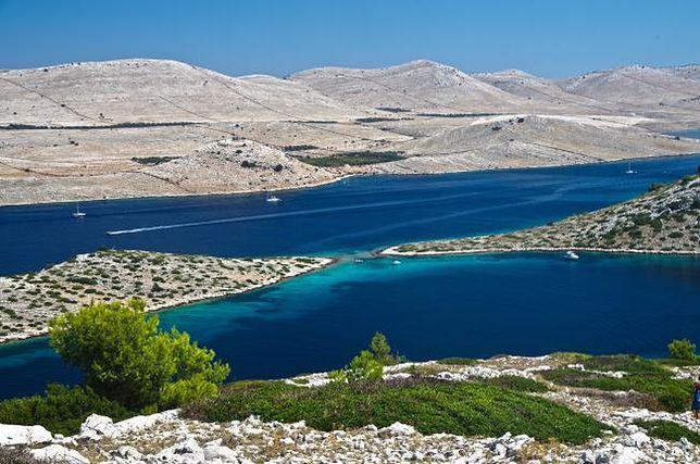 Najpiękniejsze wyspy Adiatyku - Kornati, Chorwacja