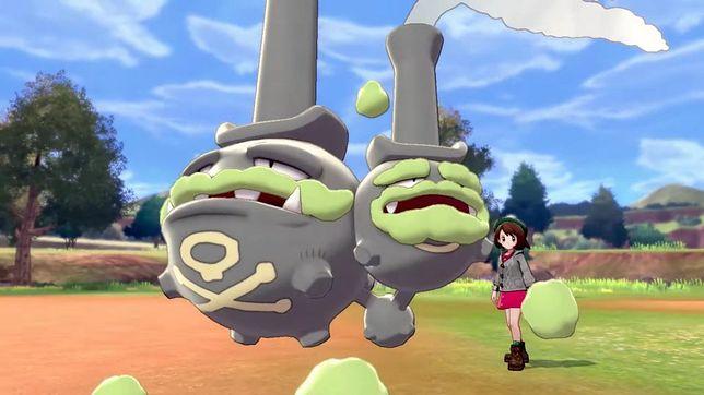 Nintendo pokazuje nowości z Pokemon Sword and Shield [WIDEO]
