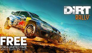 Humble Bundle. DiRT Rally od Codemasters za darmo. Poczuj się jak kierowca rajdowy