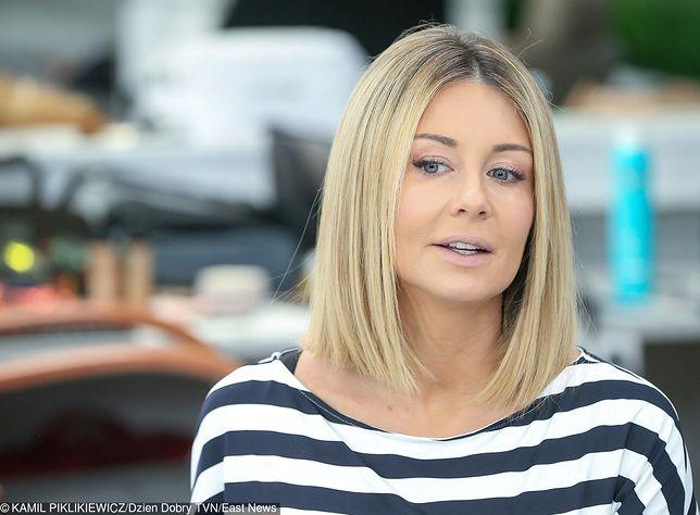 Małgorzata Rozenek-Majdan dołączyła do akcji Wirtualnej Polski #OczekujeReakcji