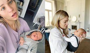 Martyna Gliwińska pokazała synka Jarka Bieniuka na Instagramie