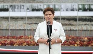 Szydło w radzie Auschwitz. Była premier otrzymała nieoczekiwane wsparcie