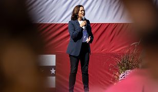 Kamala Harris i jej trampki zmieniają oblicze polityki. Po Białym Domu też będzie chodzić w Conversach