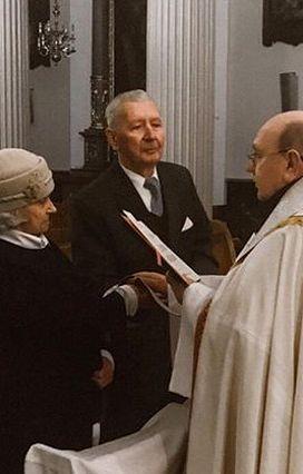 Mają po 90 lat i właśnie wzięli ślub.