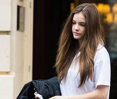 Węgierską modelkę Barbarę Palvin odkryto w wieku 12 lat