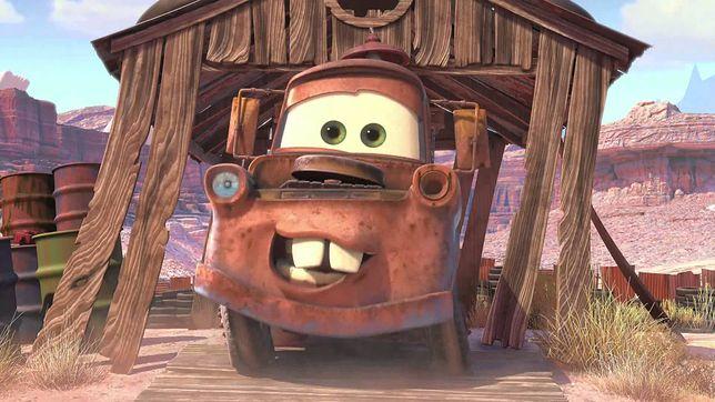 """""""Auta 3"""": dlaczego Złomek mówi innym głosem? """"To delikatna sprawa"""""""