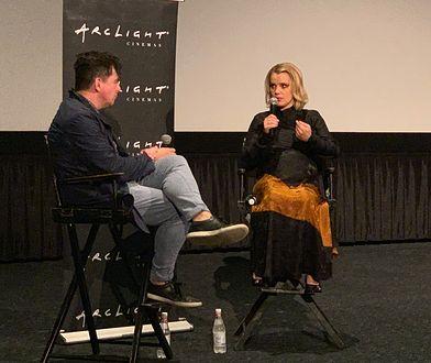 Joanna Kulig zachwyca w Los Angeles