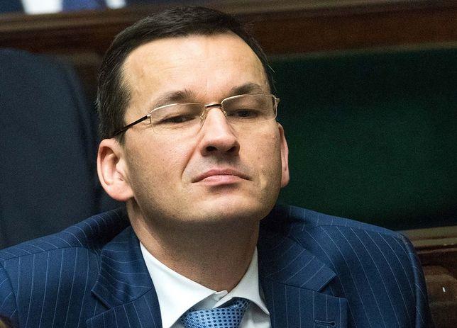 Dzięki pakietowi programów socjalnych Mateusz Morawiecki może zyskać popularność u wyborców PiS