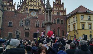 We Wrocławiu też odbył się Czarny Piątek
