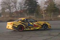 Piotr Więcek wystartuje w prestiżowej Formule D