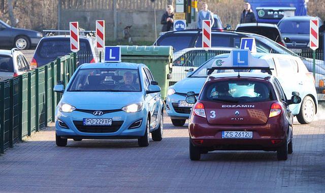 Liczba chętnych na zdobycie prawa jazdy wzrosła o 30 proc.