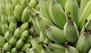 Banan - egzotyczny ziemniak