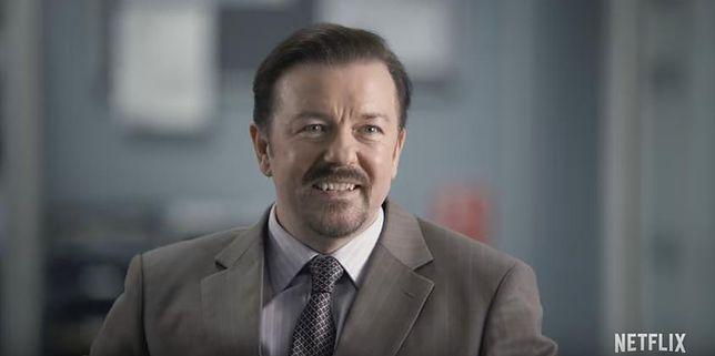 Ricky Gervais wraca jako David Brent i błyszczy na scenie
