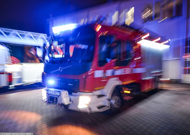 Warszawa. Kolejny pożar w czasie świąt