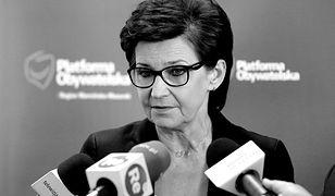 Śmierć posłanki KO Anny Wasilewskiej. Kto może ją zastąpić?