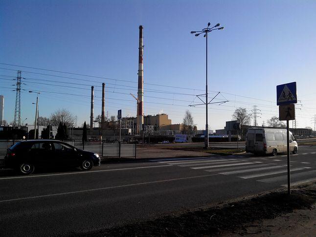 Widok na Ec2 Gdańsk