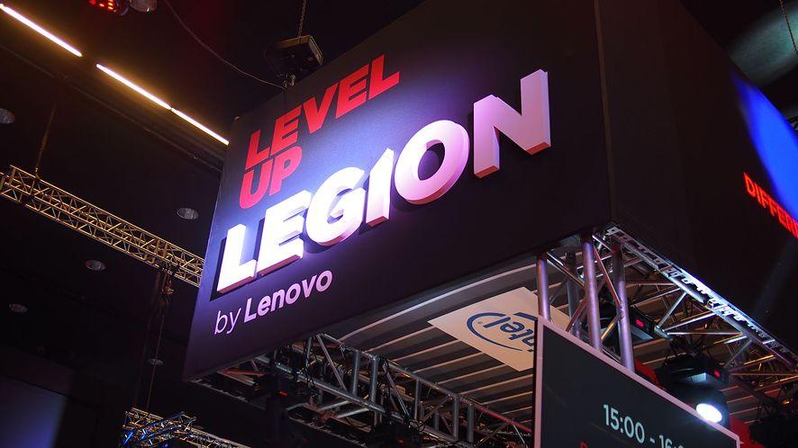 Lenovo Legion, nowa linia produktów dla graczy, kolejny konkurs #IEM