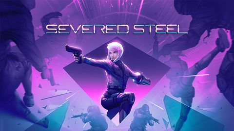 Severed Steel - parkourowy FPS spadkobiercą Ghostrunnera i SUPERHOT!