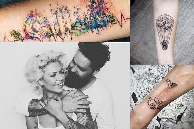 Przedramię jest świetnym miejscem na pierwszy tatuaż