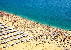 Hiszpania - rekordowy rok pod względem liczby turystów